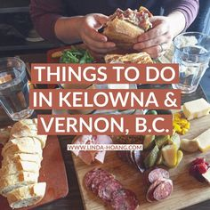 To Do in Kelowna & Vernon, B. (Travel Guide) Use my Travel Guide: Things To Do in Kelowna & Vernon, B. to help plan your visit to the Okanagan!Use my Travel Guide: Things To Do in Kelowna & Vernon, B. to help plan your visit to the Okanagan! Things To Do In Kelowna, Sunday Brunch Buffet, Lakeside Restaurant, Vernon Bc, Vegetable Stand, Visit Canada, British Columbia, Columbia Travel, Canada