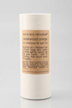 Acocisco Naturals Dry Shampoo