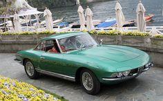 Alfa Romeo 2600 Coupe Speciale - 1963