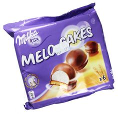 Milka Melo Cakes