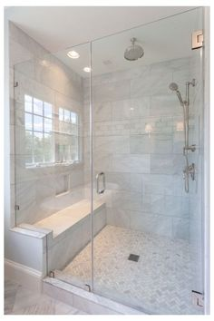 Tub To Shower Remodel, Diy Bathroom Remodel, Bathroom Renovations, Bathroom Ideas, Shower Ideas, Budget Bathroom, Diy Shower, Bath Shower, Bathroom Organization