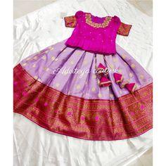 Kids Dress Wear, Kids Gown, Dresses Kids Girl, Baby Dresses, Kids Wear, Kids Outfits, Baby Frocks Designs, Kids Frocks Design, Kids Lehenga Choli