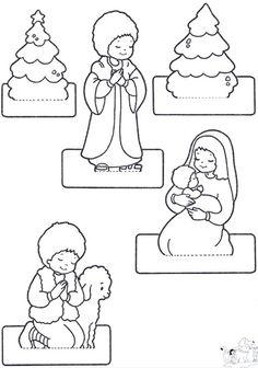 Kerst kleuters | Thema en Lesidee Juf Anke