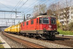 Net Photo: 420 273 SBB Re 420 at Winterthur, Switzerland by Georg Trüb Winterthur, Location Map, Photo Location, Swiss Railways, Auto Service, Lausanne, Locomotive, Switzerland, Image