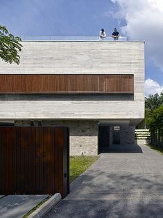 JKC2 House by ONG