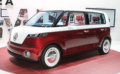 Volkswagen Bulli concept, photo by tokyoreporter.com