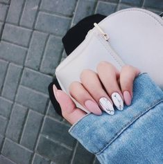 40 Natural Elegant Summer Nail Designs To Prepare For Parties And Holidays 2019 . 40 Natural Elegant Summer Nail Designs To Prepare For Parties And Holidays 2019 - Site - nails Cute Gel Nails, Cute Acrylic Nails, Acrylic Nail Designs, Matte Nails, Coffen Nails, Nail Nail, Acrylic Nails Almond Short, Nail Polish, Top Nail