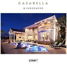Casabella: sinônimo de luxo e exclusividade!  ⭐️️  📍 Windermere  📐 de 4,328 ft² a 7,010 ft² / de 402 m² a 751 m²  🛌 de 4 a 8 quartos  🛁 de 3 a 8 banheiros  🚻 com 1 ou 2 lavabos  🚗 com até 5 vagas de garagem  💦 com opção de piscina privativa  💵 a partir de US$948,995  Com excelentes opções de financiamento!  •  Para mais fotos, acesse nossa página do Facebook!  E para mais informações, acesse nosso site ou deixe seu telefone ou email por inbox que entraremos em contato! ...