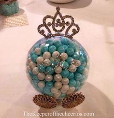 Cinderella Inspired Party Favor Princess Carraige