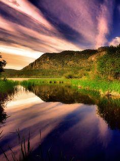 Vasseux Lake, Oliver BC Canada