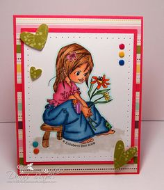 Lady Bug by danni5199 - Cards and Paper Crafts at Splitcoaststampers