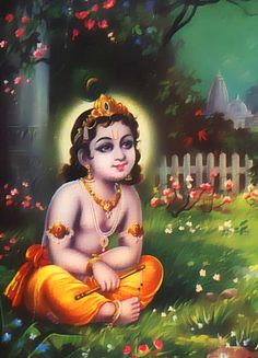 Krishna, the Christ of India revered as incarnation of the supreme personality of God, who inspired divine love with the beautiful melodies from his flute