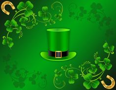 Fans of St. Patrick's Day festivities listen up. The annual St. Patrick's Day Pub Crawl will begin tomorrow around 6 pm at Common Grounds where participants can pick up a list of the bars that … Spring Wallpaper, Holiday Wallpaper, St Patricks Day Hut, Ostern Wallpaper, St Patricks Day Wallpaper, St Paddys Day, Luck Of The Irish, Decoration, Party