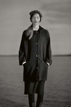 toast autumn winter 2012-02,  black coat