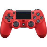 0096617_Sony PlayStation4-dualshock4-wireless controller-magmared