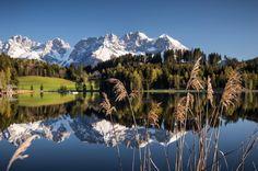 Foto©MichaelWerlberger wunderschönes Bild vom Schwarzsee