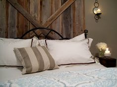Barn Door Headboards Door Headboards And Barn Doors On Pinterest