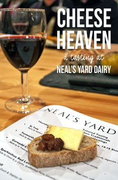 Cheese tours and tastings at Neal's Yard Dairy in London, one of Britain's top cheesemongers – heaven on a plate for any cheese fanatic.