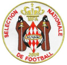 1000 images about ecussons club de football on pinterest - Ecusson monaco ...