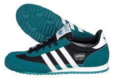 These are rad, I wonder how good these would actually be for my feet? Adidas Dragon Women's Running Shoes