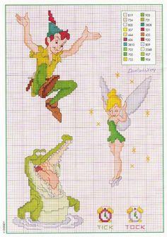 Cross Stitch Patterns Free Disney, Free Cross Stitch Charts, Cross Stitch Disney, Cross Stitch For Kids, Cross Stitch Baby, Counted Cross Stitch Patterns, Cross Stitch Designs, Cross Stitch Embroidery, Hama Beads