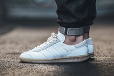 "adidas Hamburg ""White/Gum"" (Detailed Pics) - EU Kicks: Sneaker Magazine"