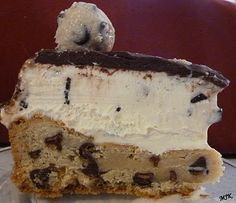 Melissa's Cuisine: Cookie Dough Ice-Cream Cake