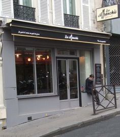 Les Affranchis - 5 rue Henri Monnier - 9th - Try before I move