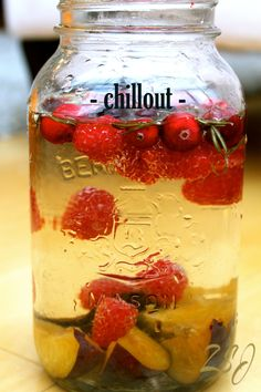 Chillout Vitamin Water- This vitamin water is basically a 'chill pill' in a glass