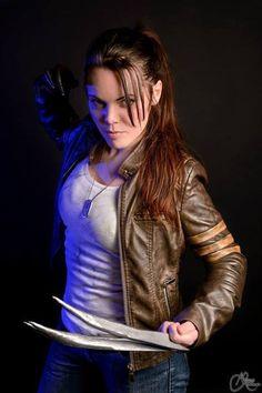 Wolverine by LaraDrake-Cosplay.deviantart.com