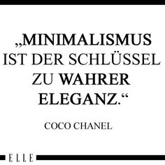"A great saying from Coco Chanel. great saying from Coco Chanel. Coco Chanel Quotes Every Woman Must Know! It starts with talking and ends with the cleavage ""- Coco Chanel True Quotes, Great Quotes, Inspirational Quotes, Coco Chanel Quotes, Diy Mode, Chanel Cruise, Mode Boho, Fashion Mode, Hijab Fashion"