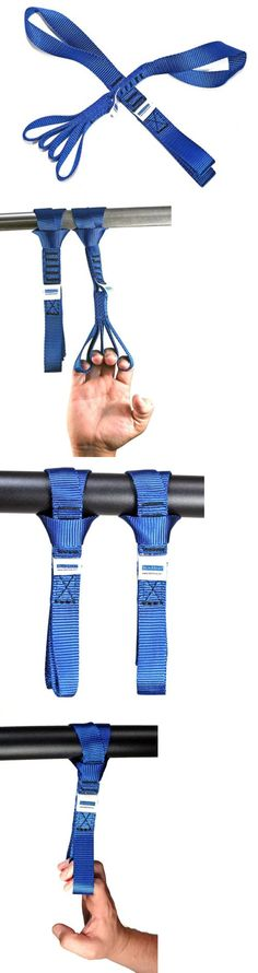 Pilates Rings 179808: Finger Hand Strength Exercise Workout Therapy Trainer Thumbs Fingers Bar Mount BUY IT NOW ONLY: $58.88