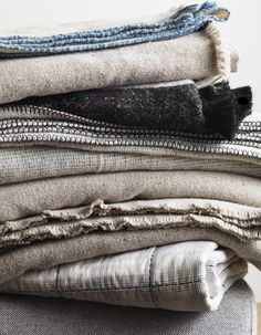 Winter blankets styled by thedesignfiles.net, photo - Eve Wilson