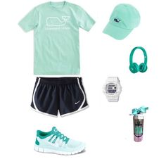Sport time, custom outfit with your own personalized t-shirts, caps, watches and tumblers.