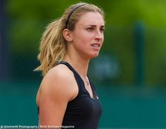 Petra Martic - 2016 Roland Garros qualies - Photo from Jimmie48 Photography