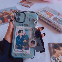 Kpop Phone Cases, Girly Phone Cases, Diy Phone Case, Iphone Cases, Phone Covers, Aesthetic Phone Case, Kpop Merch, Airpod Case, Portable