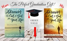 Discover the Call of God for Your Life Book: A Book for the Graduate Book Of Life, Graduation Gifts, Your Life, Let It Be, Inspirational, God, Books, Dios, Libros