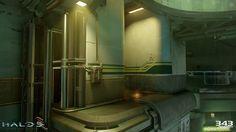 "ArtStation - Halo 5: Guardians ""Plaza"" , Tim Diaz"