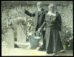 Daughter in law hand tinted http www3 vpl ca spe histphotos