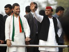 UP elections: Cong-SP now sing ye hui na baat
