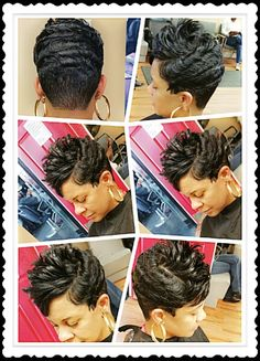 Serving the Peninsula some Boss! Hair by Terrie IG : strongwomanofcolor Facebook page :Terrie BossLady Branch! Www.styleseat.com/TerrieBranch  #hothair #rockwithme
