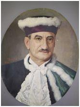 ANTONIO EMILIANO DE SOUZA, 1954. Óleo sobre tela, 59 x 47 cm. Autora: Antonieta Santos Feio.