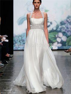 Image result for wedding dress halter strap