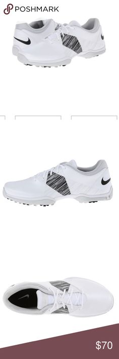 Nike Women's Delight V Golf Shoes Spikeless Nike Women's Delight V Golf Shoes Spikeless Black/ White 9,5W Nike Shoes Athletic Shoes