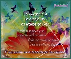 La verdad era... Movie Posters, Movies, Truths, Spirituality, Life Coaching, Positive Quotes, Shapes, Dating, Messages
