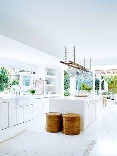 Renovation: a spacious Sydney home gets an exotic Mediterranean makeover - Vogue Living