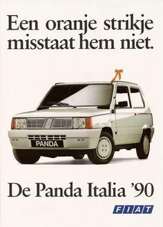 Panda mk 1 / Fiat / Mijn brochures F | Autobrochures-a-o.jouwweb.nl