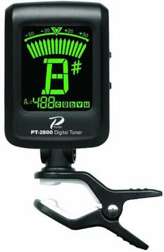 Profile Mini Clip-On Digital Tuner with Back Light, Black, AMS-PT-2800 by Profile. $4.99. The Profile PT-2800 Mini Clip-on Digital Tuner is the perfect tuning solution for both experienced and novice musicians. The PT-2800 has an incredibly innovative, compact design which is loaded with special features. Its' huge LCD display and two-tone back light indicating in-and out-of tune gives a clear operational interface and display for easy use. The Profile Mini Clip-on Digital Tu...
