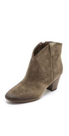 This bootie goes with everything for fall.
