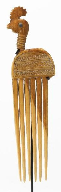 Prices are rising for African combs | Barbaraanne's Hair Comb Blog